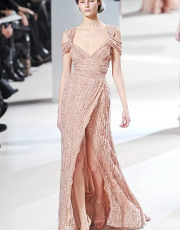 Style Inspiration: Elie Saab (Runway)