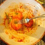 Nana's Tomato Sauce with Eggs