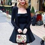 Holiday Style Inspiration: Emma Stone