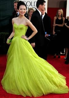 Best Golden Globes Dresses