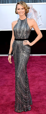 The Oscars Best Dressed 2013