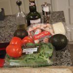 Tomato and Avocado Summer Salad