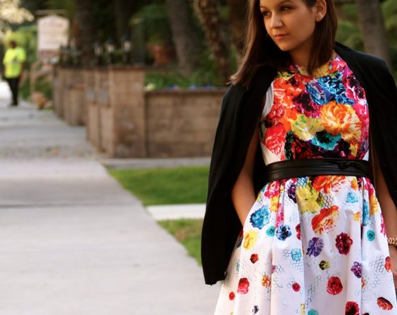 Prabal Gurung for Target: Floral Crush