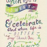Mid Week Wisdom
