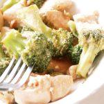 Ginger Miso Chicken & Broccoli