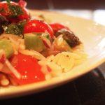 Lemon Asparagus Orzo Salad