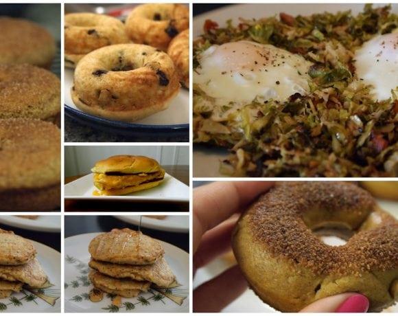 Thanksgiving Week: Breakfast