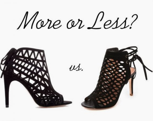 More or Less?