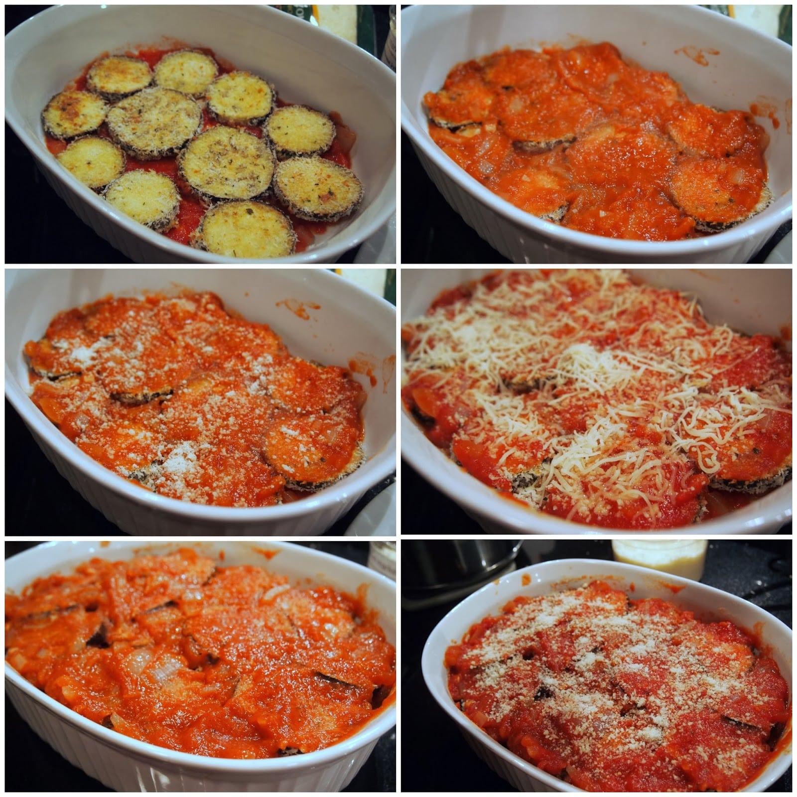 Eggplant Parmesan - www.lakeshorelady.com