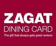Zagat Dining Card Giveaway