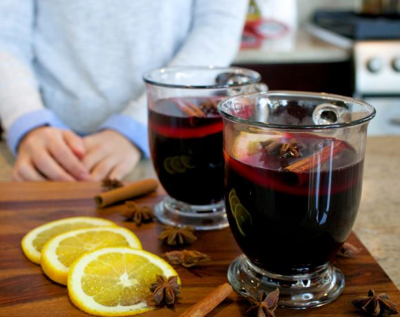 How to Make Mulled Wine [Video]