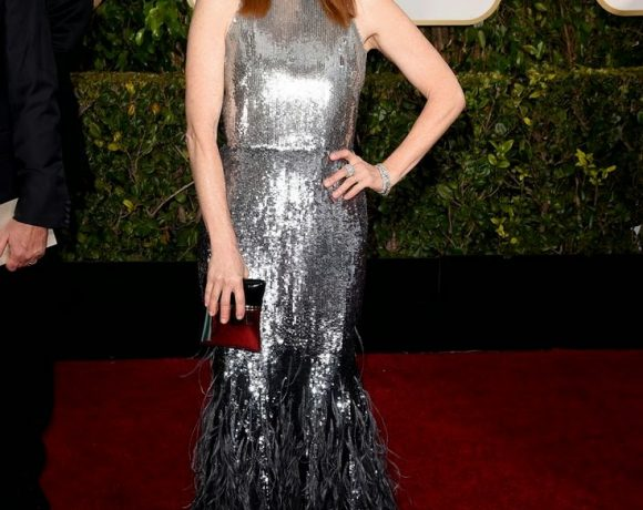Golden Globes 2015: Best Dressed