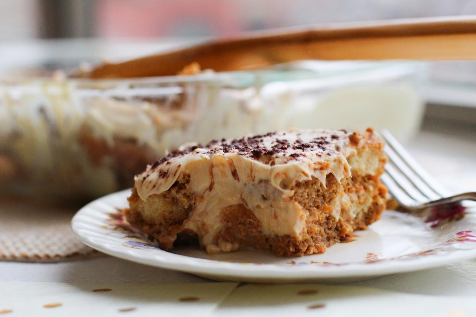 how to make tiramisu with cream cheese