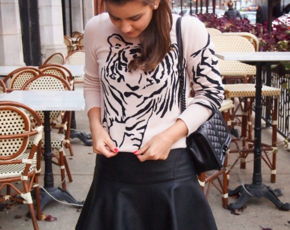 Braids and Tigers and Cashmere, Oh My!