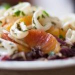 Fennel, Blood Orange and Calamari Salad