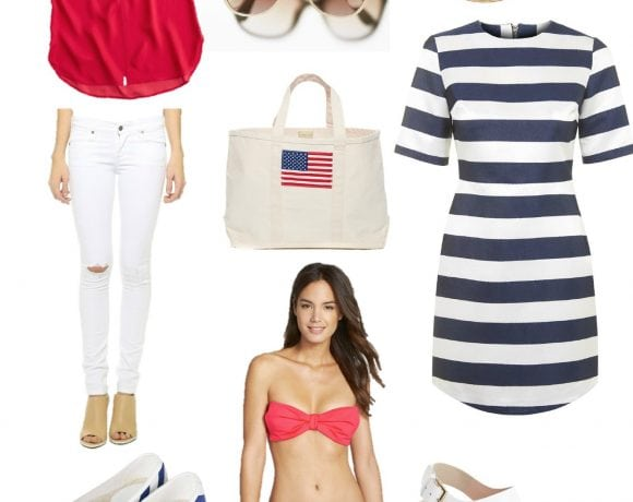Red, White and Sales