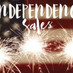 4th of July Sales