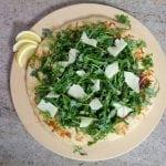 Prosciutto and Arugula Pizza [Video]