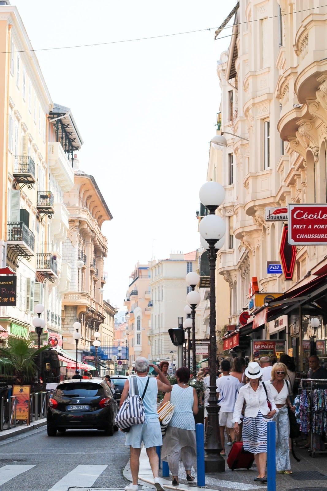 Nice, France   LSL Travels
