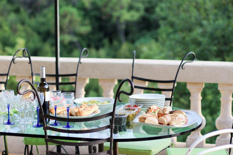 Roquefort les Pins House   LSL Travels