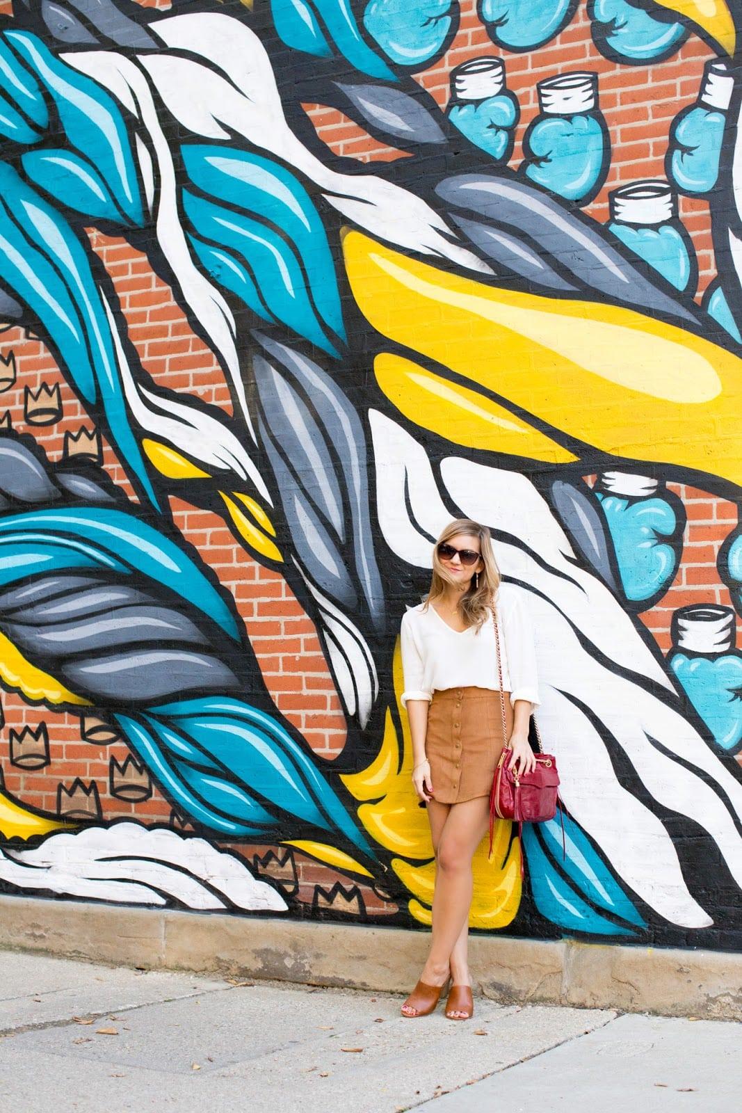 Chicago Blogger Interior Define Mural 2