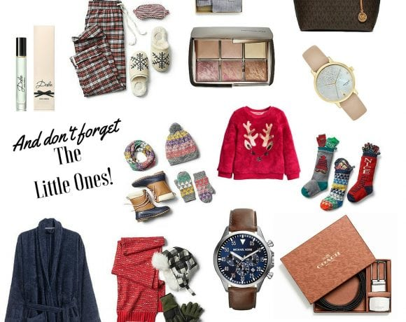 Gift Guide: For the Whole Family