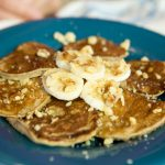3 Ingredient Healthy Banana Pancakes