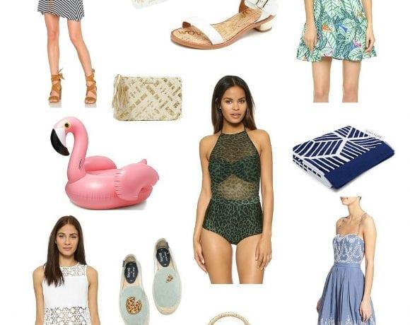 Spring Break Shopping [+ a discount code!]