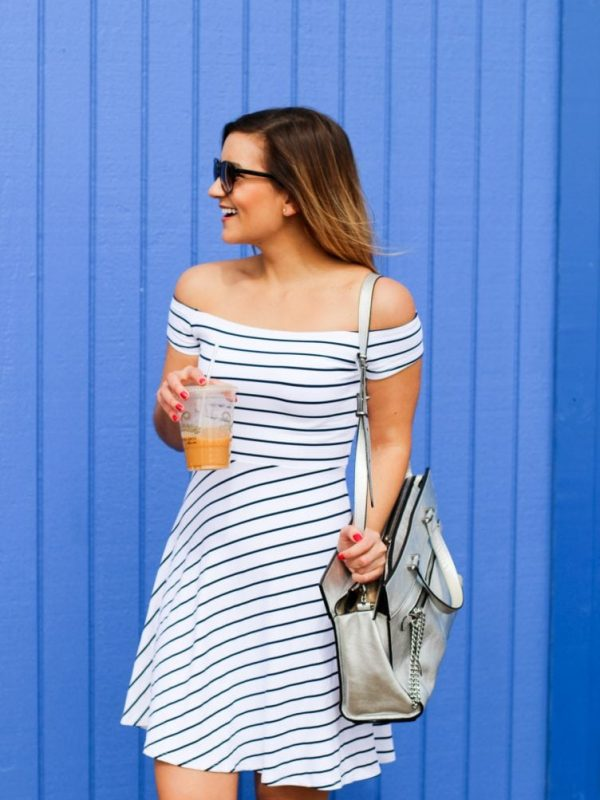 susana-monaco-striped-off-the-shoulder-dress-2