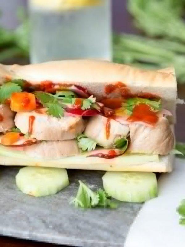 chicken-bánh-mì-cooking-video