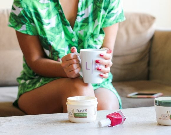 'Me Time' with Aveeno [+ a playlist!]