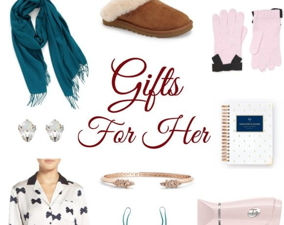 2016 Gift Guide: For Her