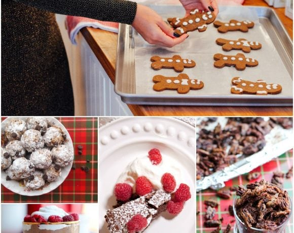 Cookies, Chocolate and Cheer!