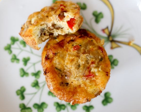 Whole30 Egg Muffins