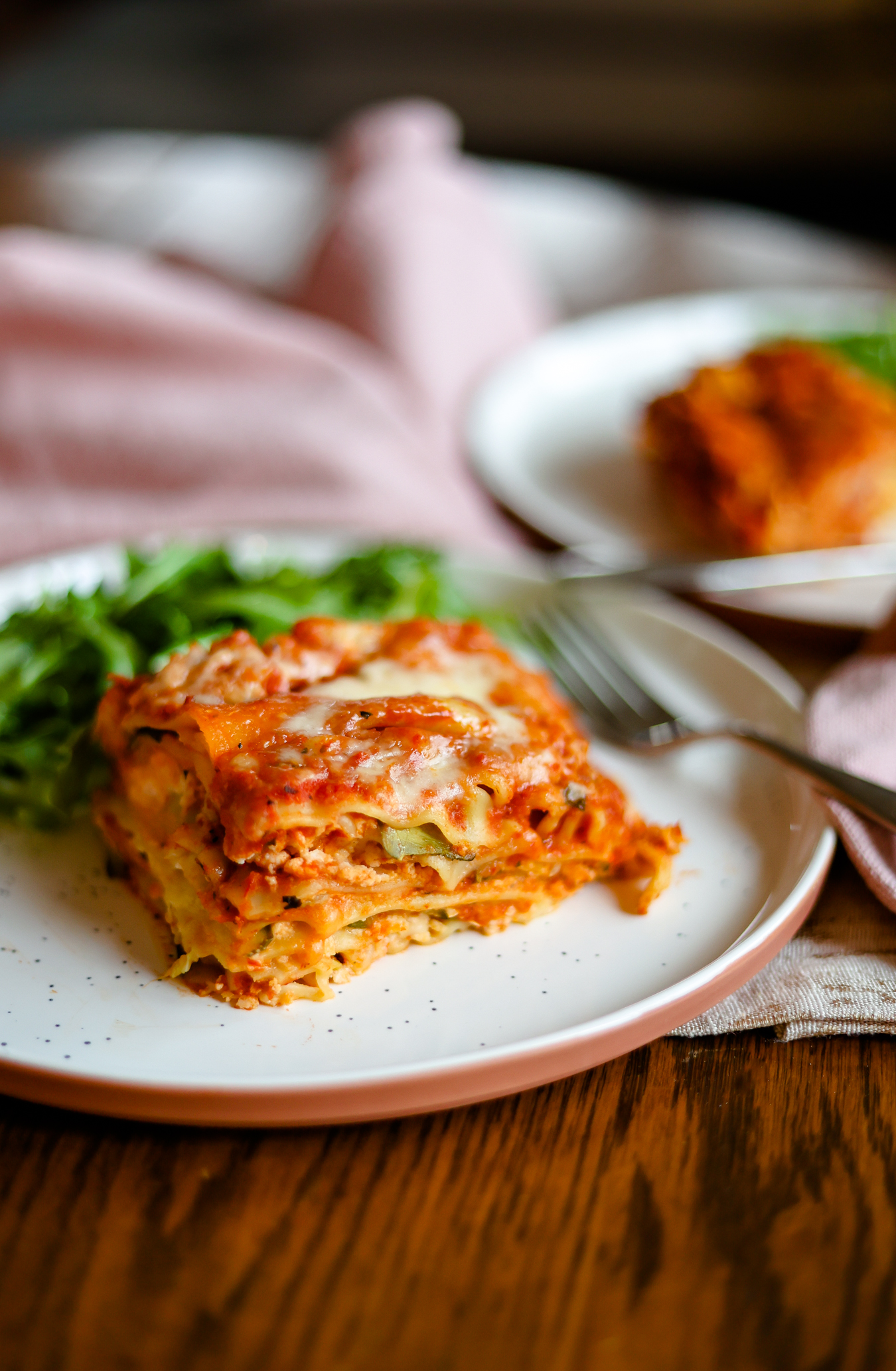How To Make Crock Pot Lasagna with Zucchini