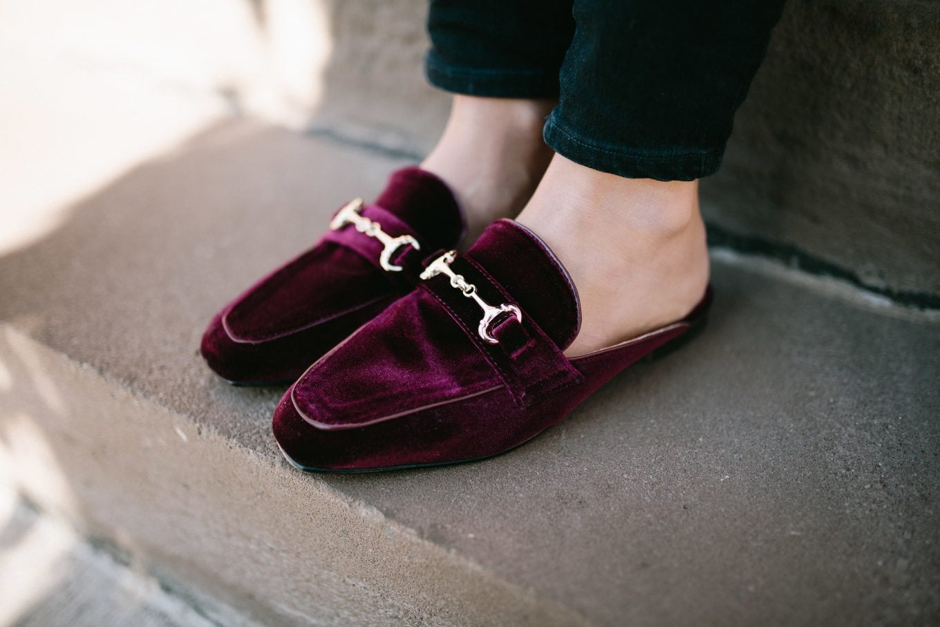 Shopbop Sale / Velvet Loafers - Lake Shore Lady