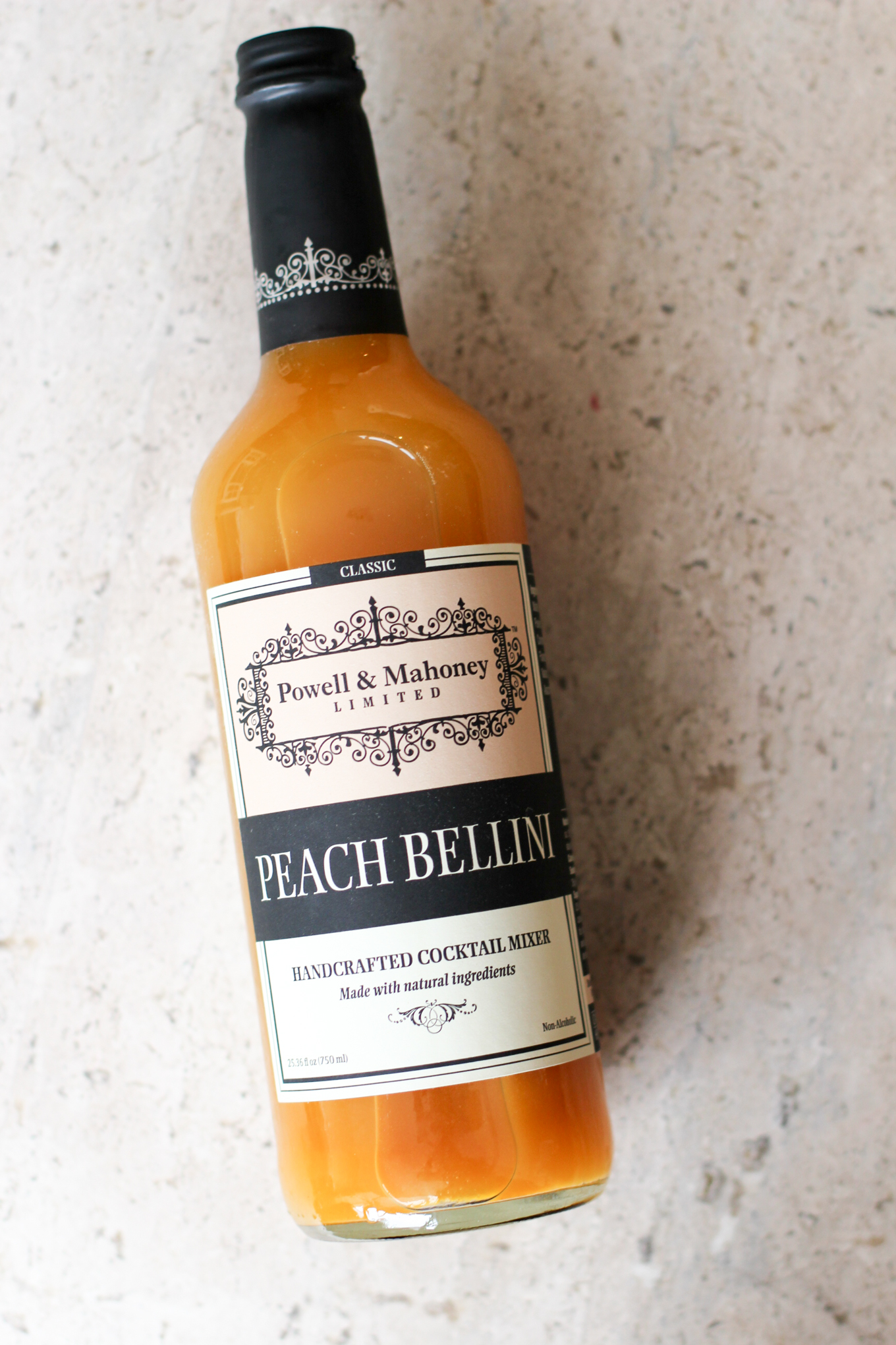 Powell & Mahoney Peach Bellinis - Lake Shore Lady