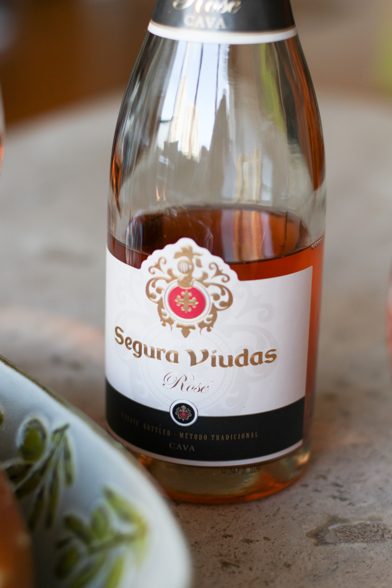 Segura Viudas Rosé Cava - Lake Shore Lady