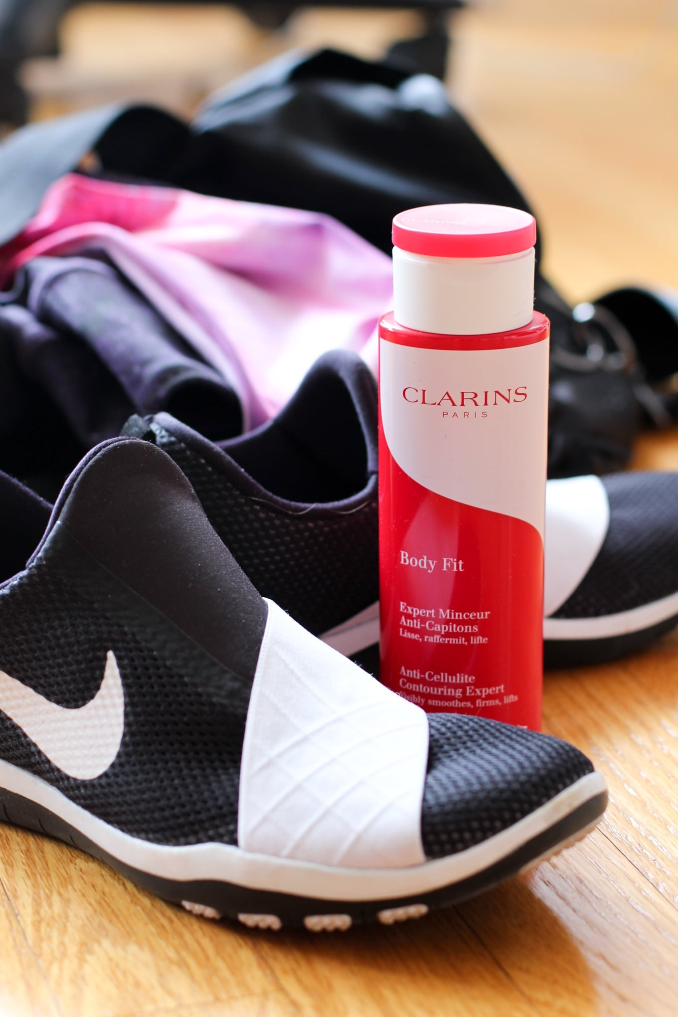 Clarins Body Fit - Lake Shore Lady