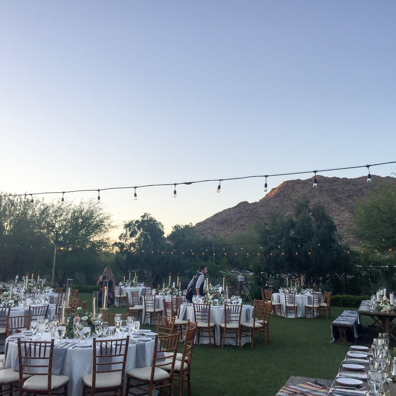 El Chorro - Scottsdale Arizona Wedding Venue | Lake Shore Lady