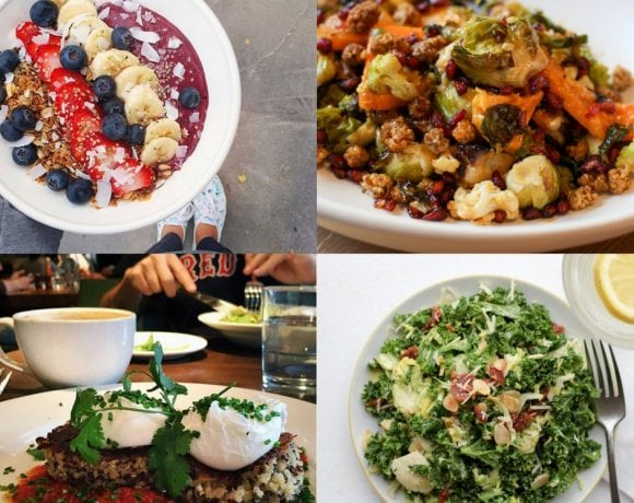 My Favorite Healthy Spots in Chicago