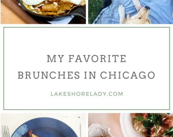 My Favorite Brunches in Chicago