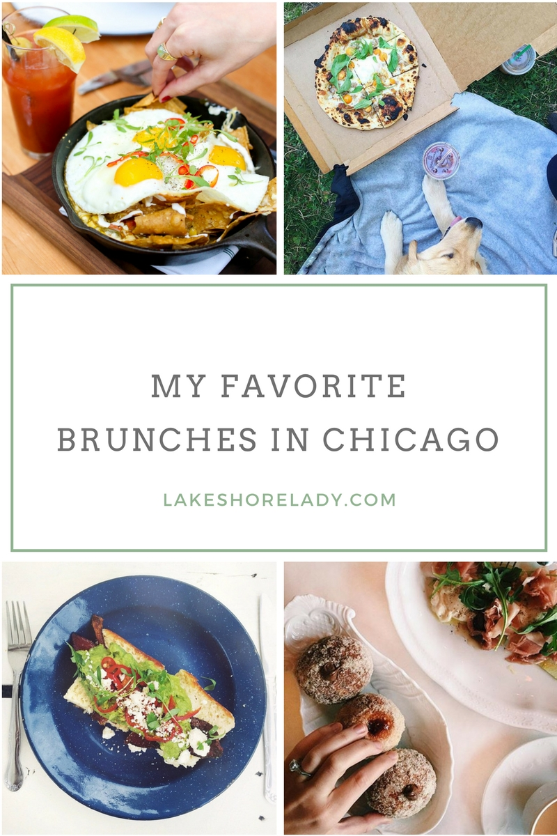 Best Chicago Brunches - Lake Shore Lady