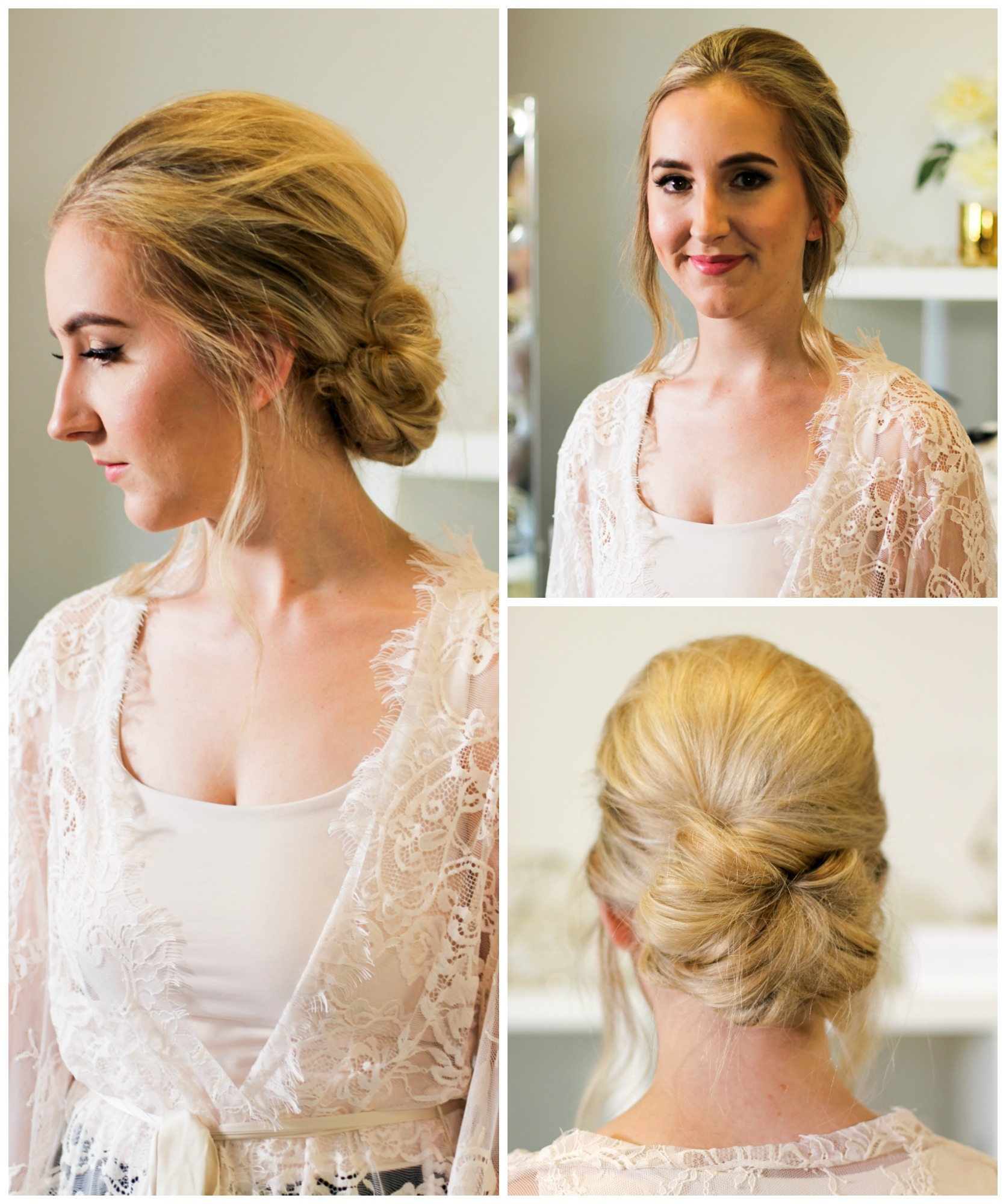 3 Bridal Beauty Looks with Ecotools - Lake Shore Lady