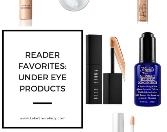 Reader Favorites: Under Eye Products