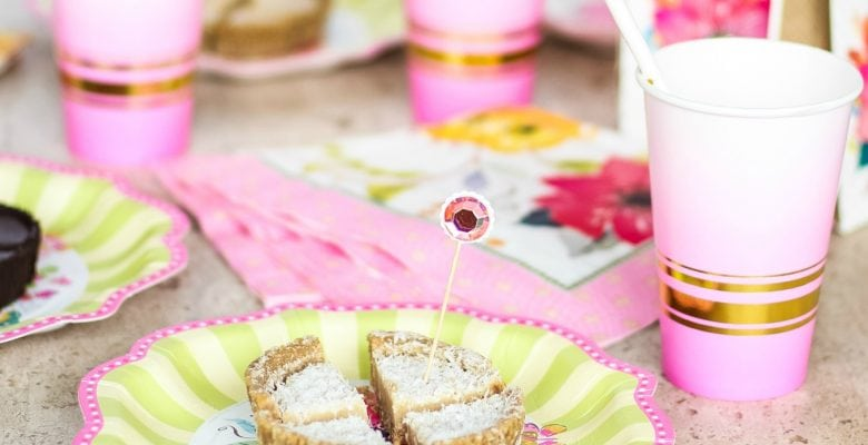 Pretty Pink Party Details