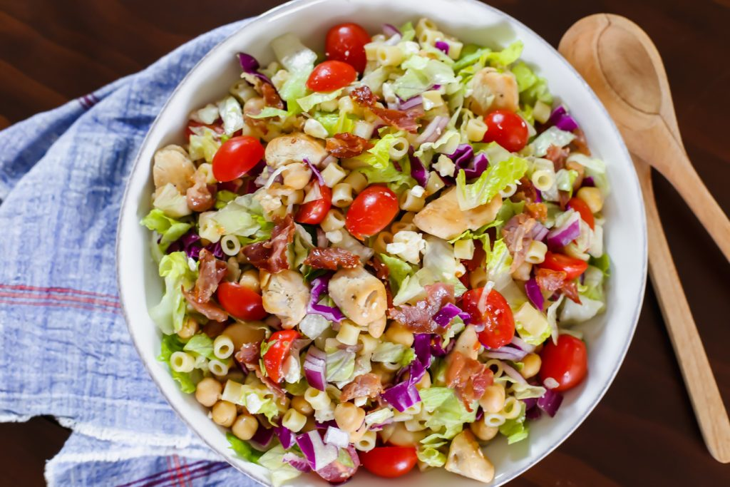 Portillo's Chopped Salad Recipe