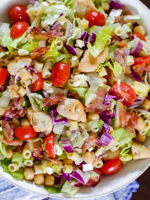 Portillo's Chopped Salad-22