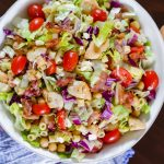 Portillo's Chopped Salad – Knockoff Recipe