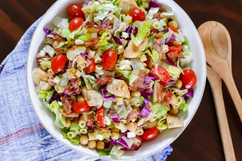 Portillo's Chopped Salad-22